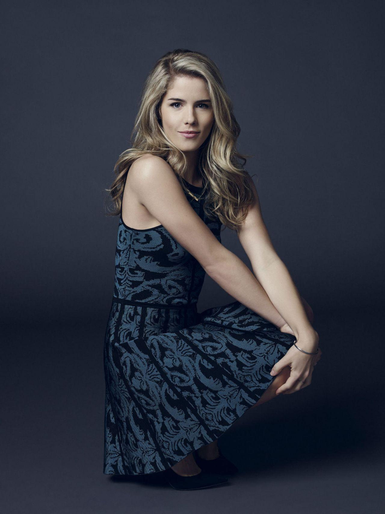 Emily Bett Rickards - Arrow Tv Series Season 2 Promo Shoot -3721