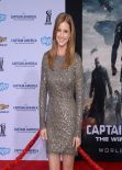 Emily VanCamp - 'Captain America: The Winter Soldier' Premiere in Hollywood