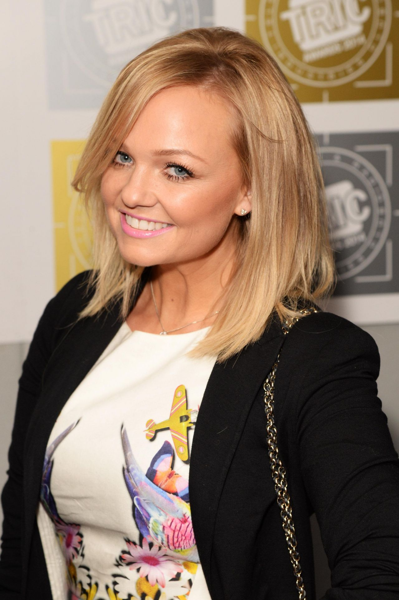 Emma Bunton - TRIC Awards 2014 in London