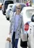 Emma Roberts Shopping in Beverly Hills - March 2014