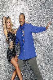 Emma Slater & Billy Dee Williams - Dancing with the Stars – Season 18 – Promo Photo
