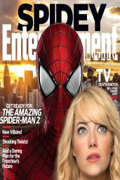 Emma Stone - Entertainment Weekly April 4, 2014 Cover
