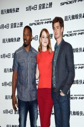 Emma Stone in China -