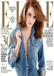 Emma Watson - Elle Magazine - April 2014 Issue