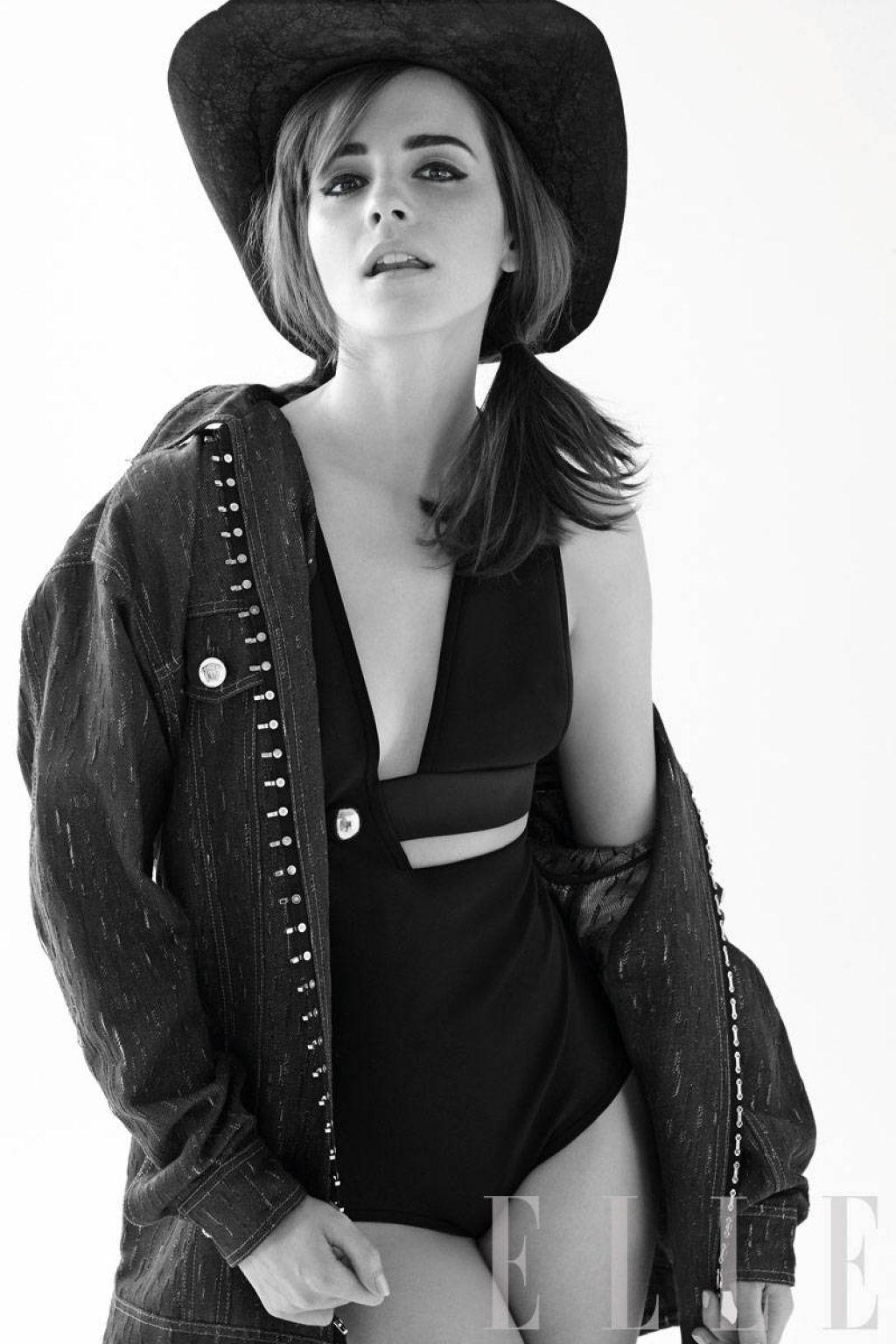 emma watson elle - photo #2