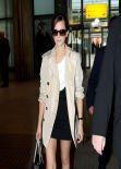 Emma Watson - Heathrow Airport in London - March 2014