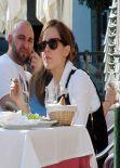 Emma Watson in Madrid - March 2014