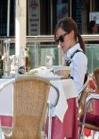 Emma Watson in Madrid - March 2014