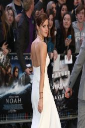 Emma Watson - Noah premiere in London