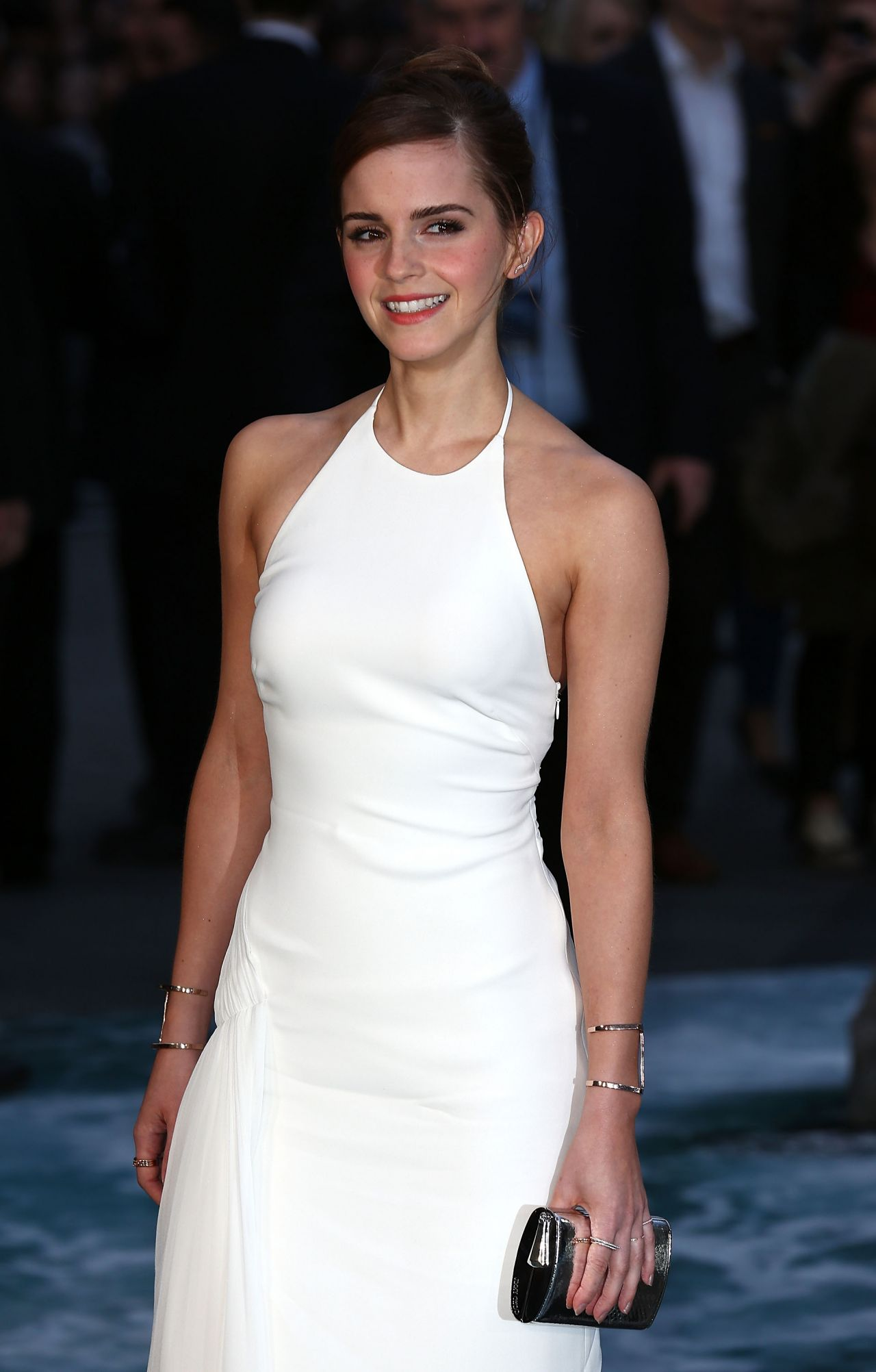Emma Watson Noah Premiere In London
