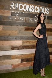 Emmy Rossum - H&M Conscious Collection Dinner, March 2014
