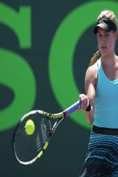 Eugenie Bouchard - Miami 2014 – Sony Ericsson Open 2nd Round
