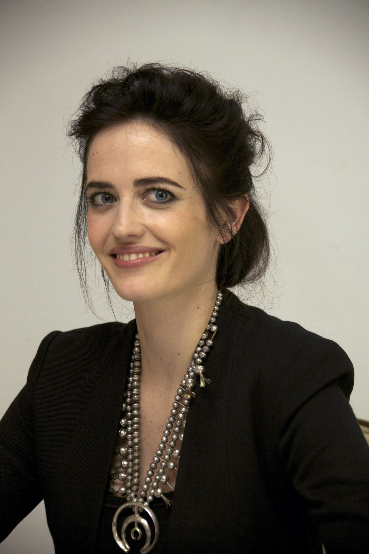 Eva Green 300 Rise Of An Empire Press Conference At