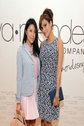 Eva Mendes - Launches Her NY&C Spring 2014 Collection