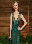 Evan Rachel Wood in Elie Saab Fall 2013 Couture Gown - 2014 Vanity Fair Oscars Party