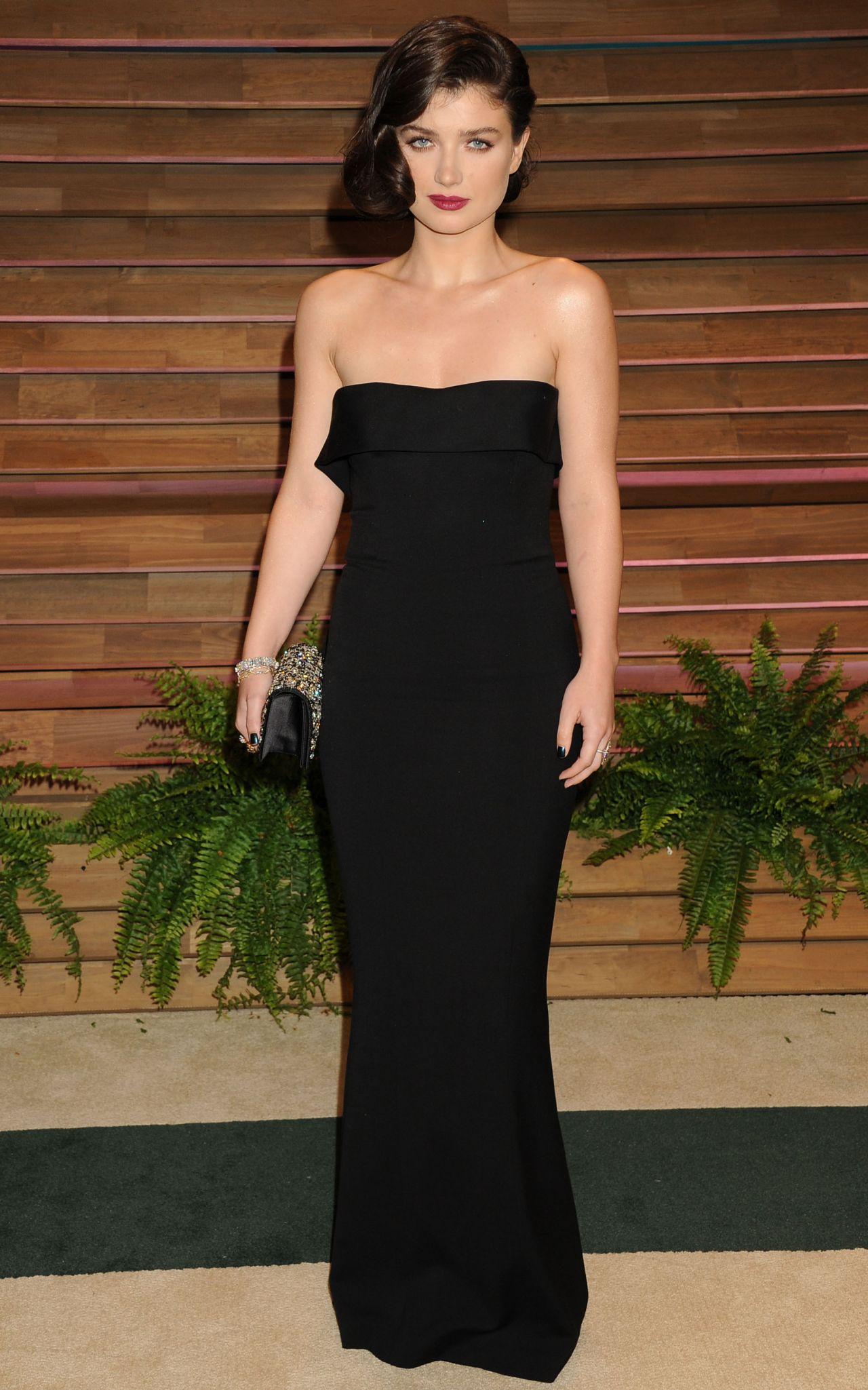 Eve Hewson 2014 Vanity Fair Oscar Party In Hollywood