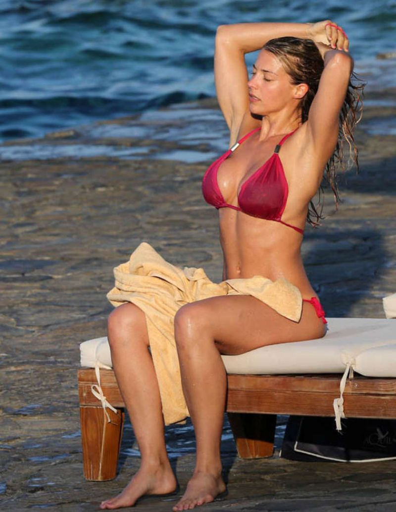 Apologise, Gemma atkinson bikini can not