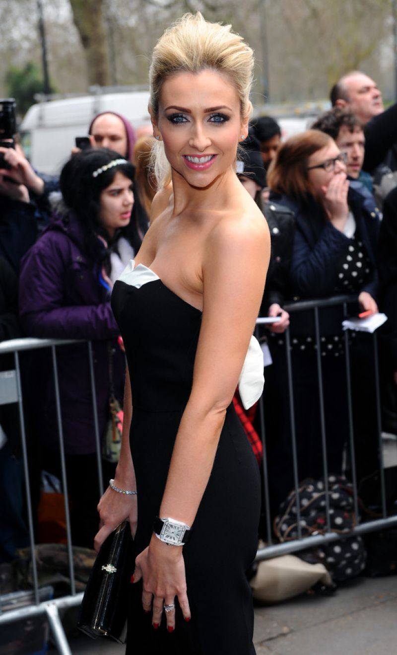 Gemma Merna - 2014 TRIC Awards in London