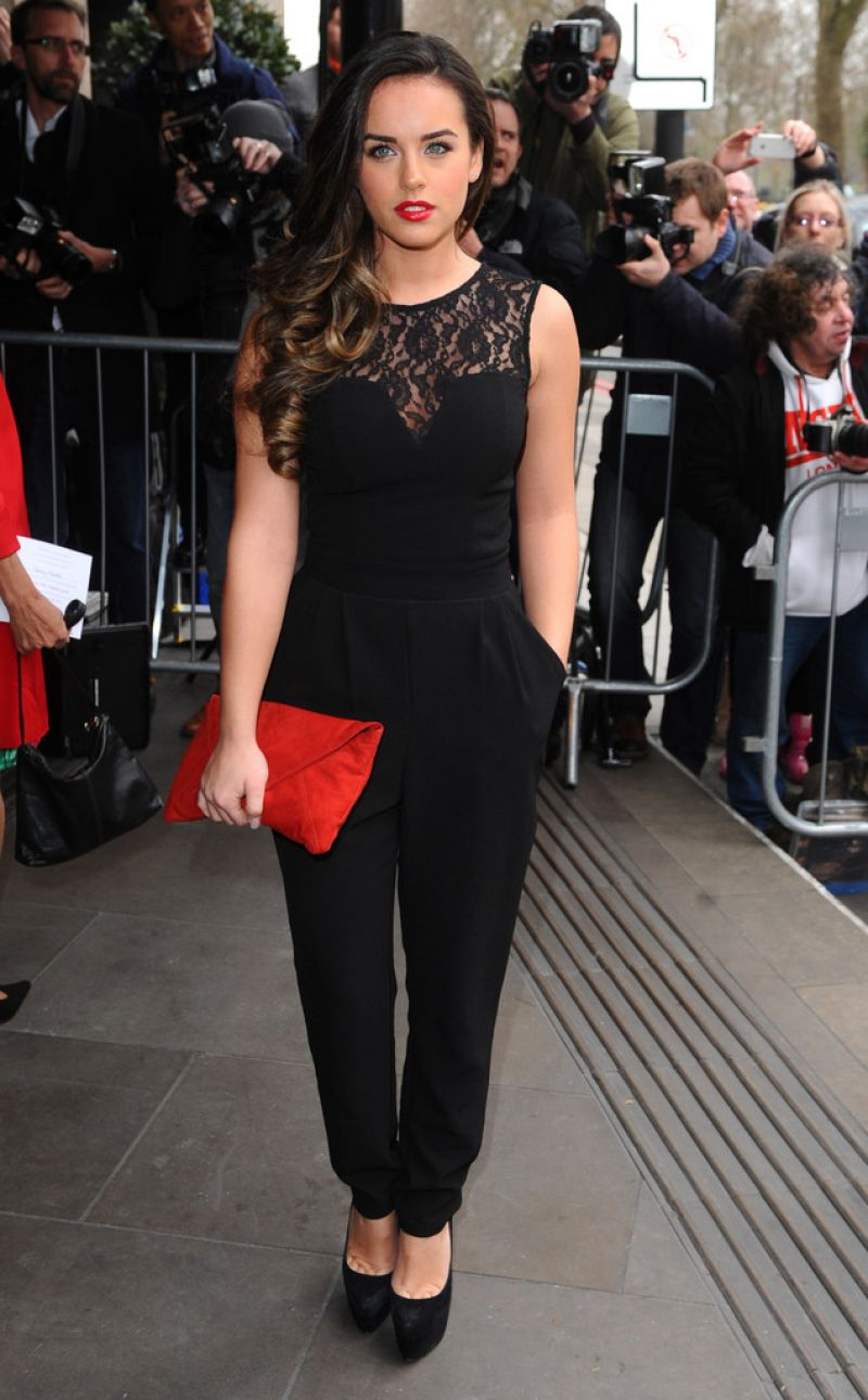 Georgia May Foote - 2014 TRIC Awards in London