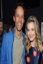 Gillian Jacobs - PaleyFest An Evening With Community Event - March 2014