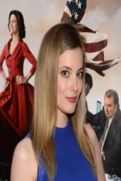 Gillian Jacobs - 'Veep' TV Series Season 3 Premiere in Hollywood, March 2014