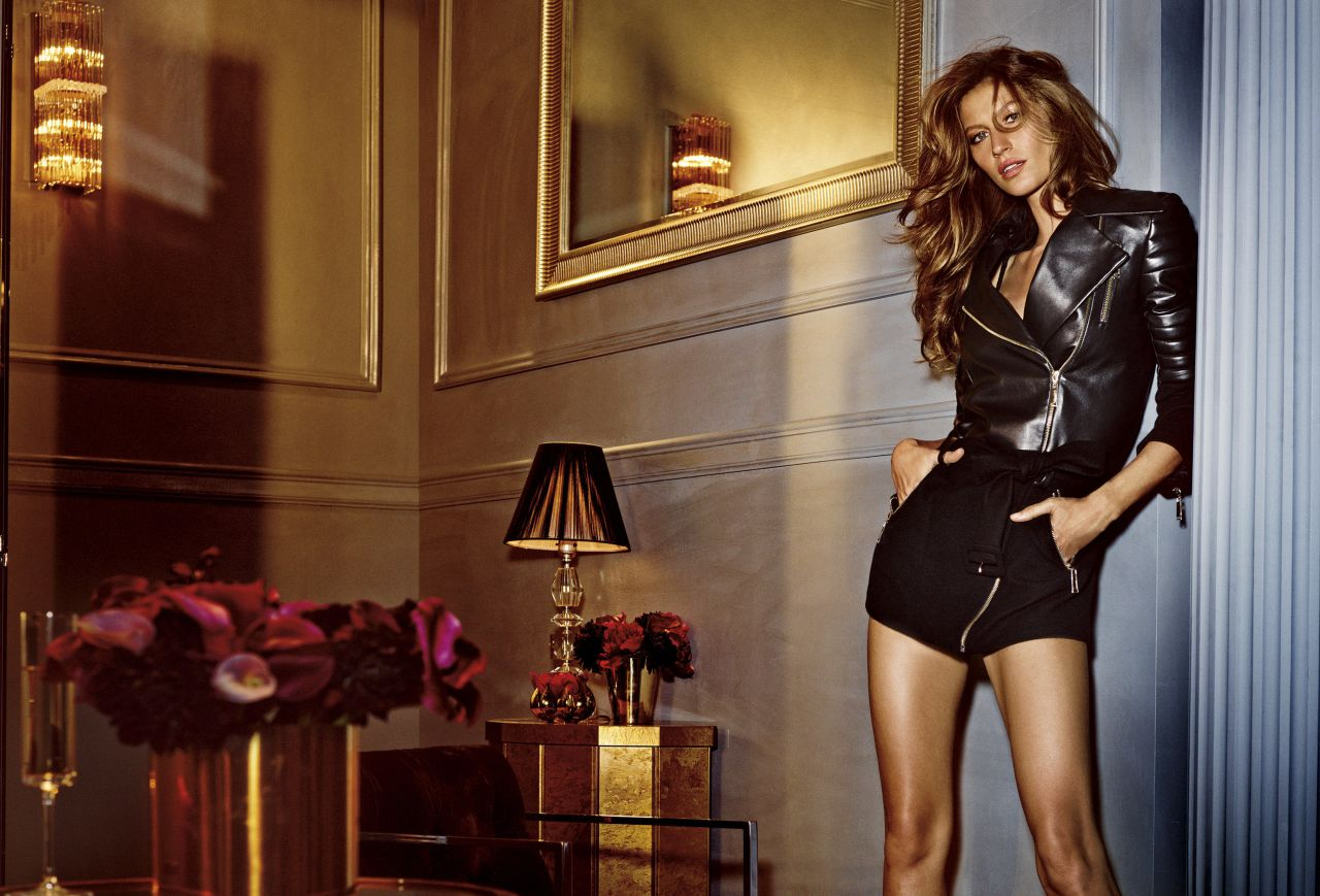 Gisele Bundchen - Colcci Campaign - Photoshoot For Fall -5383