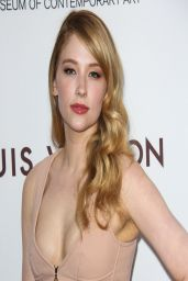 Haley Bennett - MOCA's 35th Anniversary Gala – March 2014