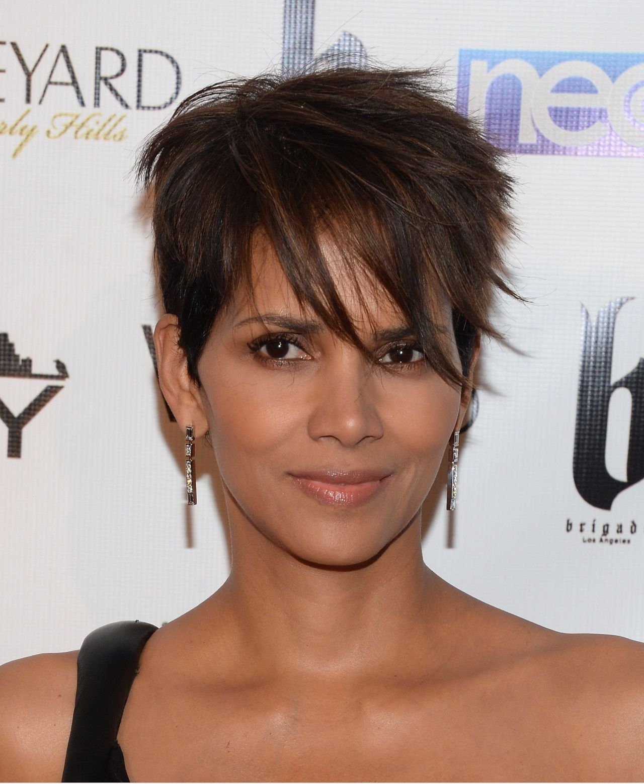 Halle Berry – Fame and Philanthropy Post-Oscar Party 2014