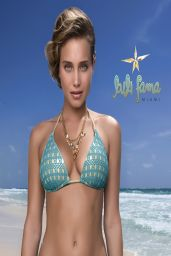 Hannah Davis Bikini Photoshoot - Luli Fama Spring/Summer 2014