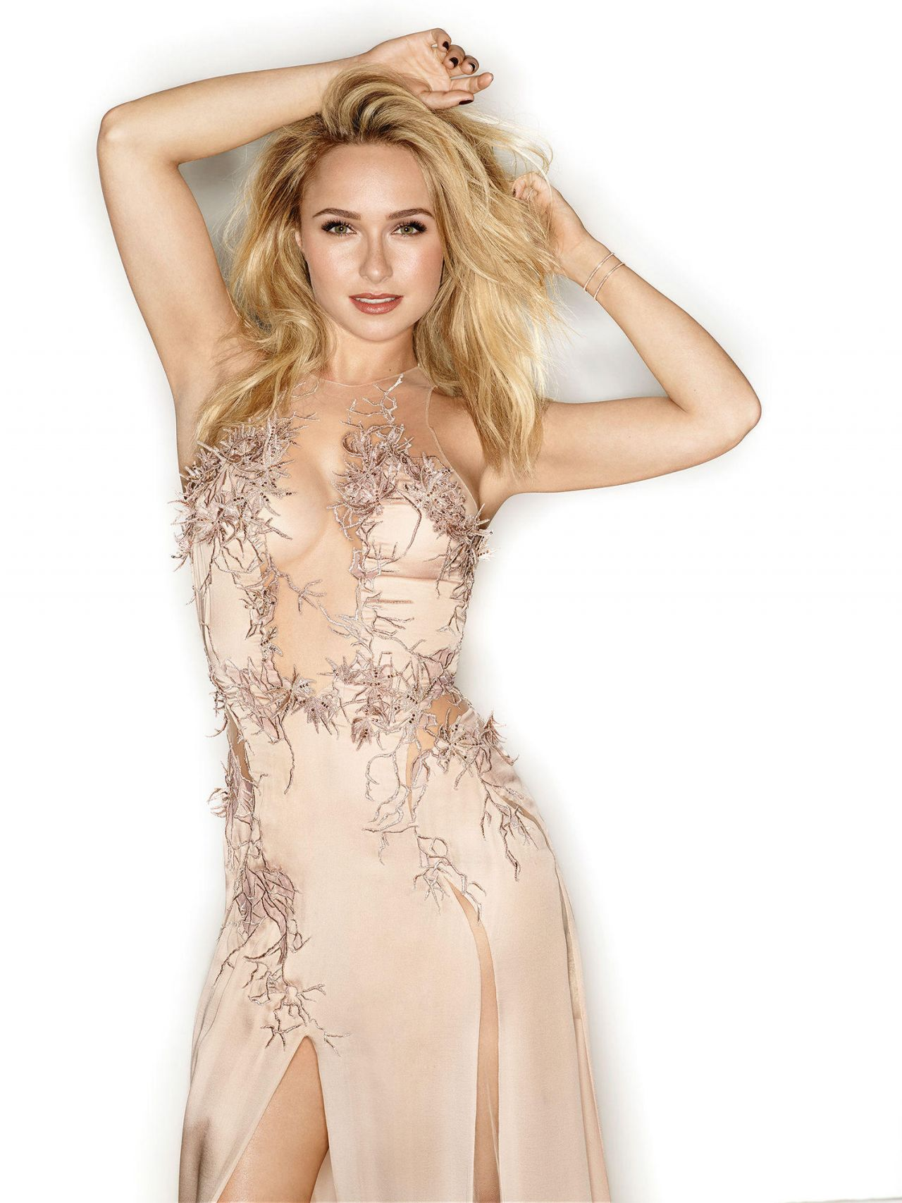 Hayden Panettiere - Cosmopolitan Magazine (UK) - April 2014 Issue