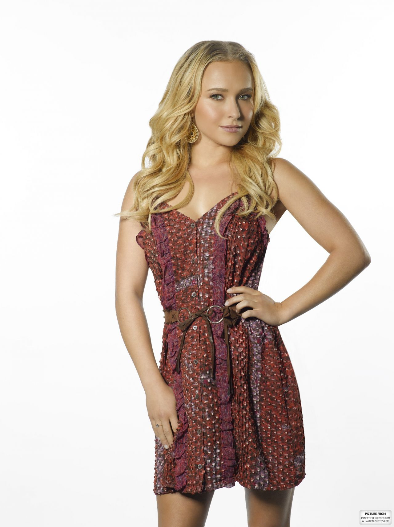 Hayden panettiere nashville think