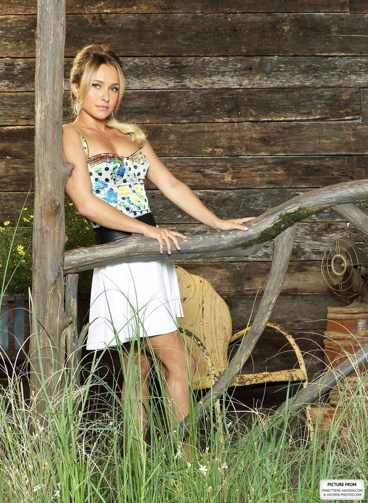 Hayden Panettiere Nashville Promo Photos 102