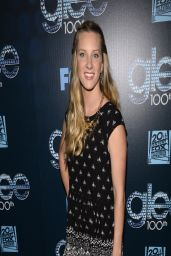 Heather Morris at 'Glee' 100th Episode Celebration – March 2014