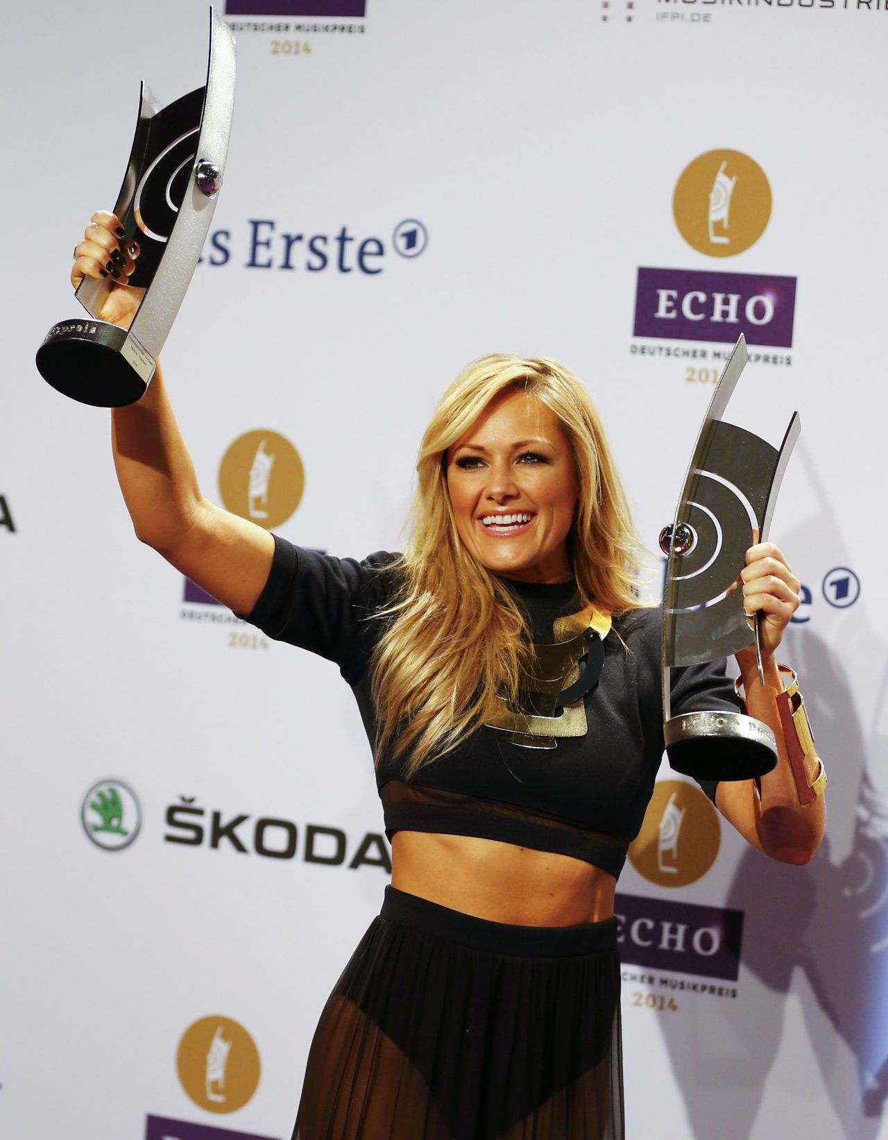 Helene Fischer - 2014 Echo Music Awards