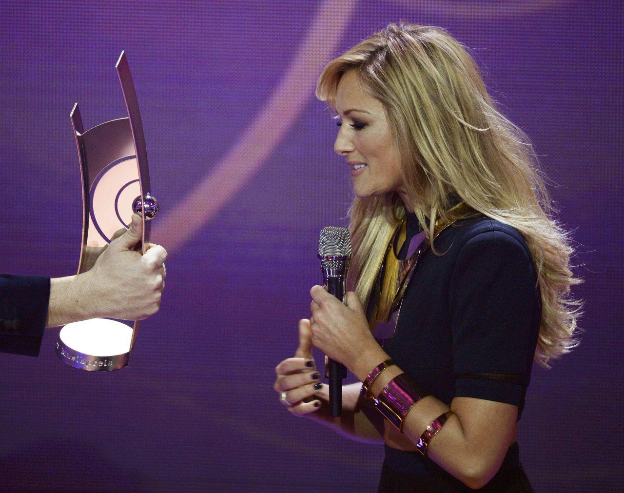 Helene Fischer 2014 Echo Music Awards