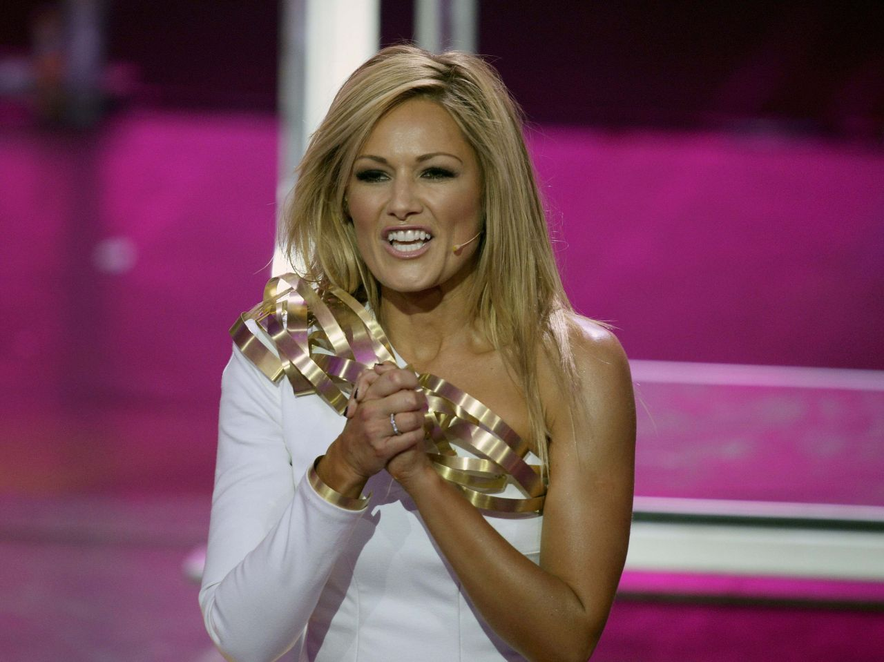 Helene Fischer 2014 Echo Music Awards