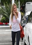 Hilary Duff - Out in West Hollywood - March 2014