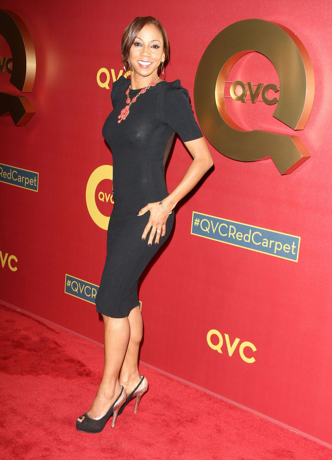 Holly Robinson Peete - QVC 5th Annual Red Carpet Style Event