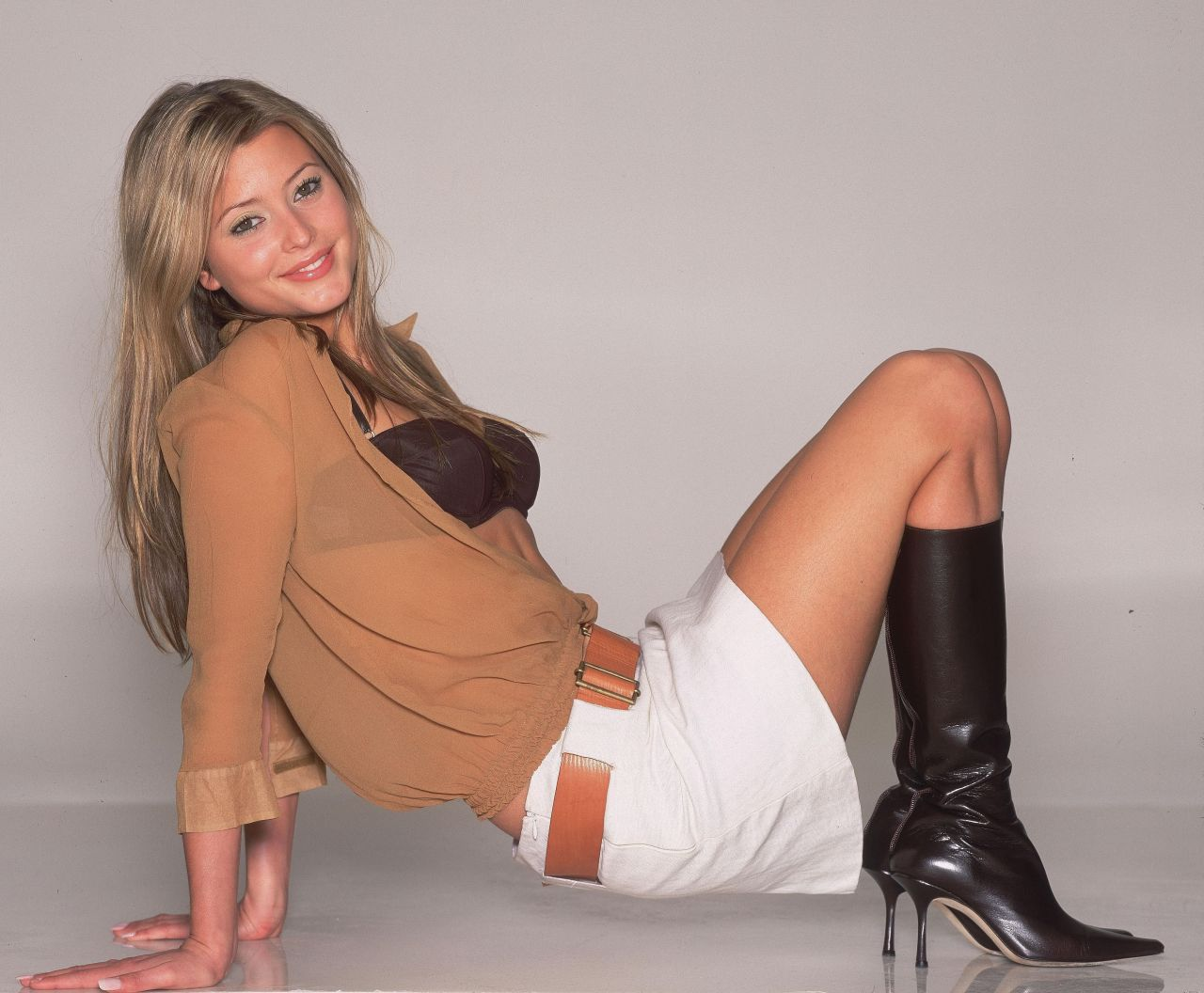 Holly Valance Photoshoot Fryderyk Gabowicz