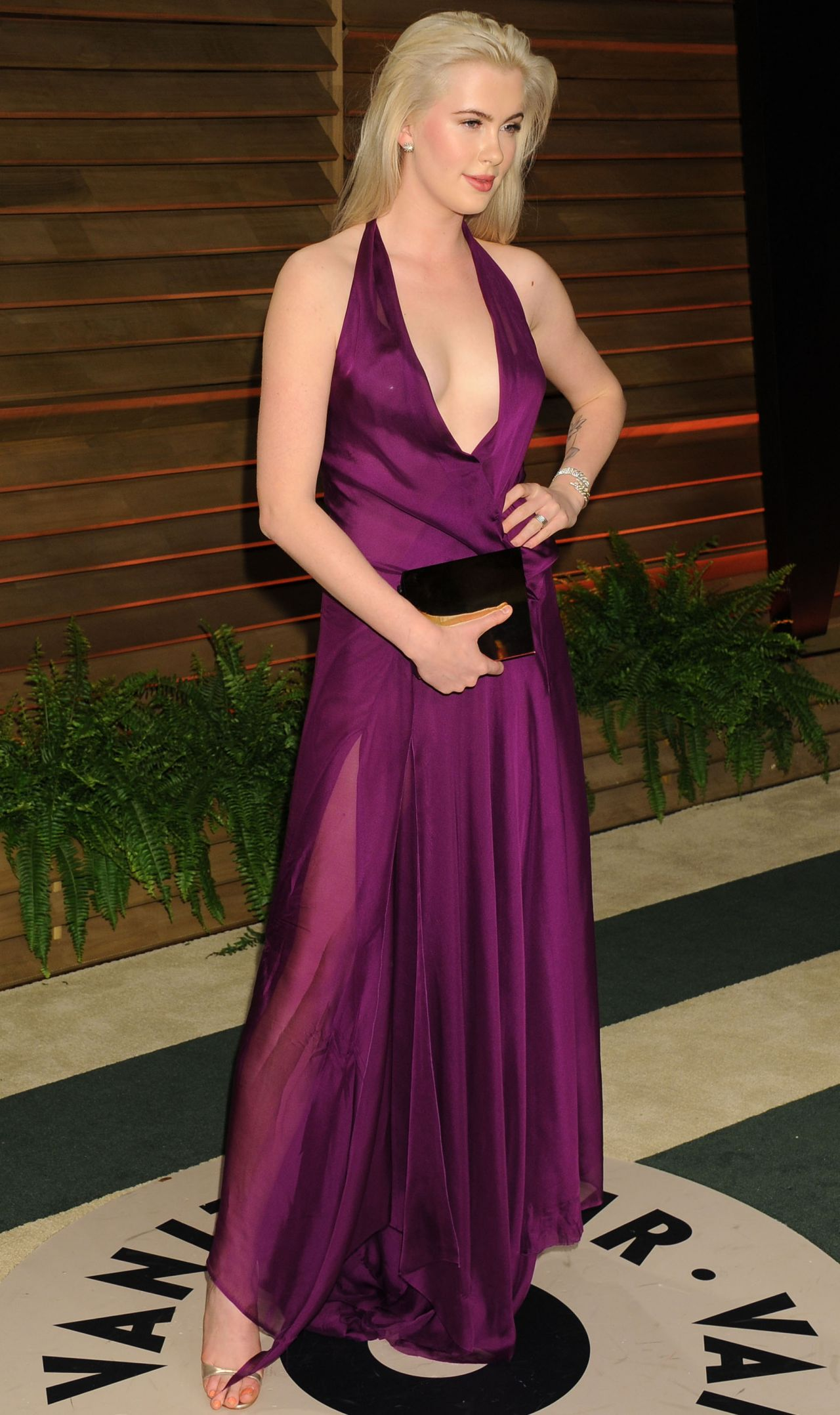 Ireland Baldwin 2014 Vanity Fair Oscar Party