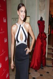 Irina Shayk in Germany - 2014 Gala Spa Awards