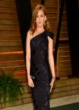 Isla Fisher at 2014 Vanity Fair Oscars Party