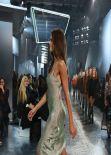 Izabel Goulart - H&M Show - Paris Fashion Week 2014