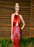 Jaime King in Ulyana Sergeenko Couture Gown – 2014 Vanity Fair Oscar Party