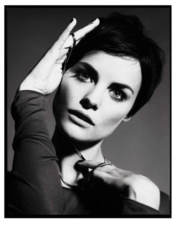Jaimie Alexander - Glamour Magazine (Italy) - March 2014