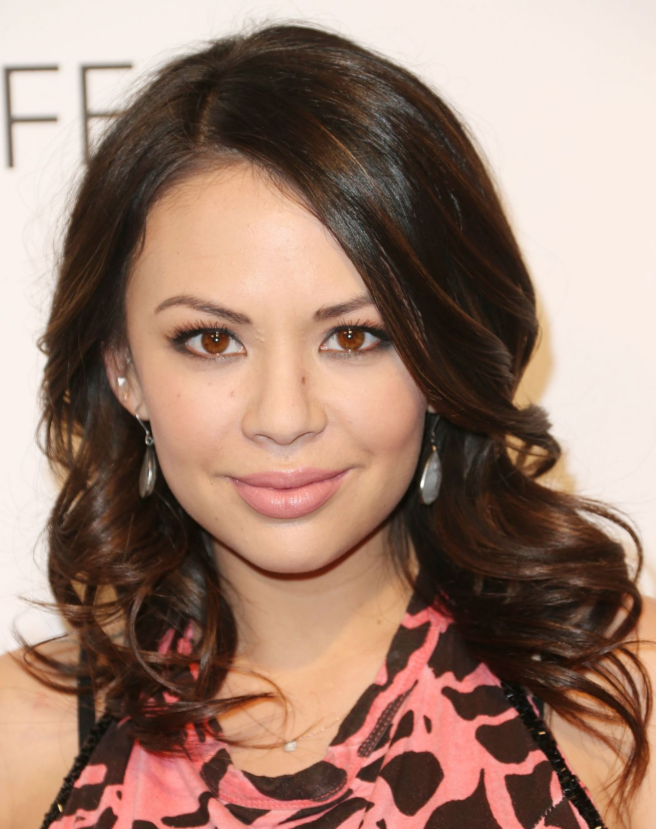 Janel Parrish - PaleyFest 2014 Honouring 'Pretty Little Liars'