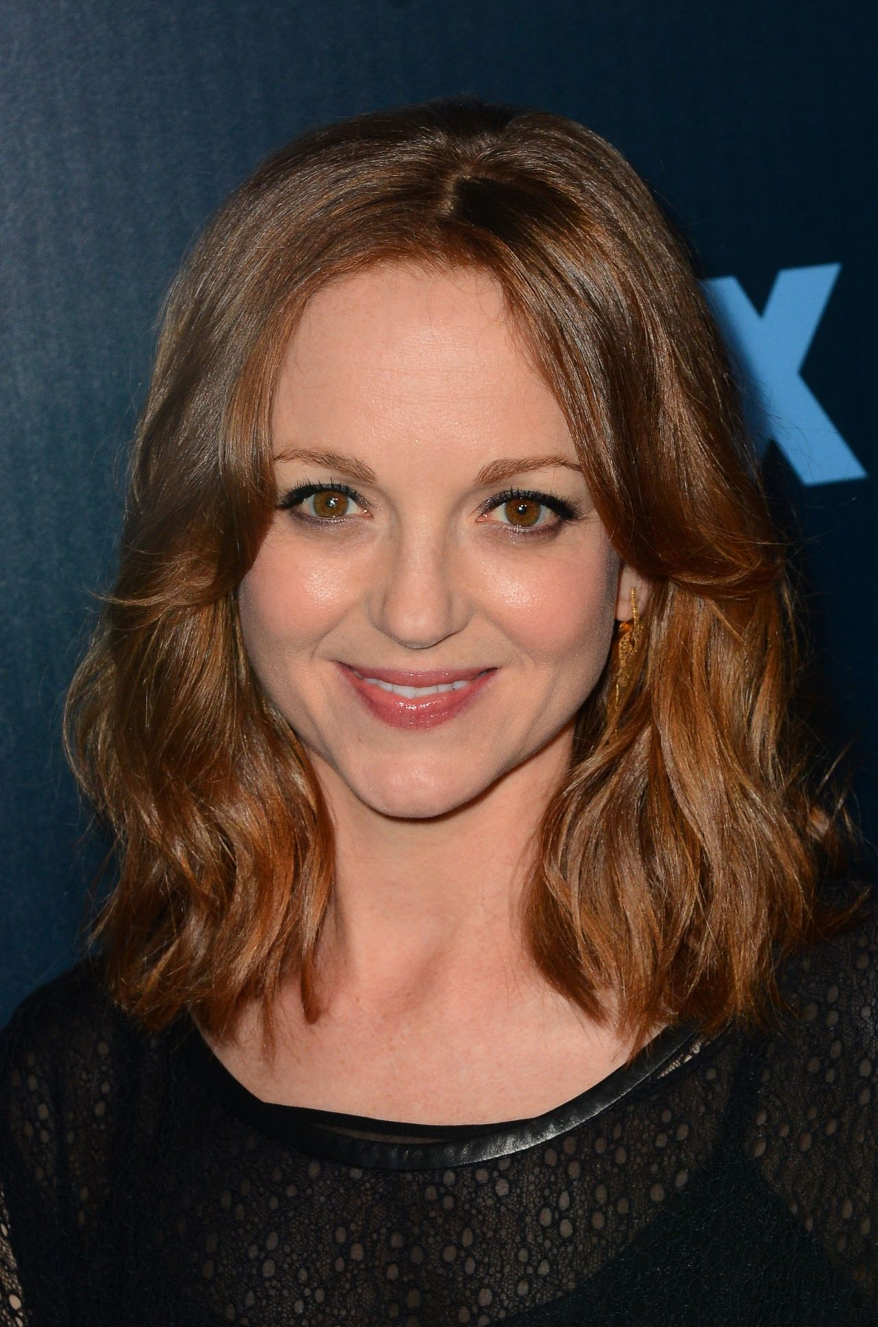 Jayma Mays At Glee 100th Episode Celebration March 2014