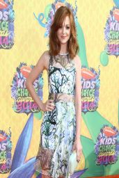 Jayma Mays Wearing Timo Weiland - Kids' Choice Awards 2014