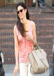 Jenna Dewan Casual Style - Out in Beverly Hills, March 2014