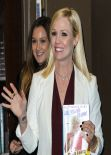 Jennie Garth - Book Signing at Barnes & Noble Tribeca in New York City